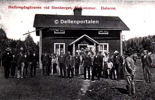 Bilden ägs av Åke Nätterö och Dellenportalen.se och får inte användas utan tillstånd