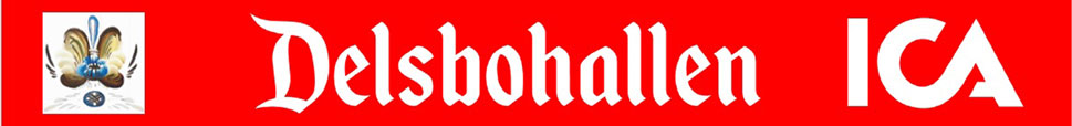 Logo för Ica Supermarket i Delsbo
