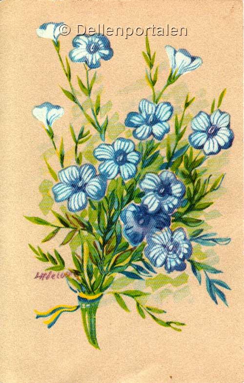 bt-003-vykort-linblomma