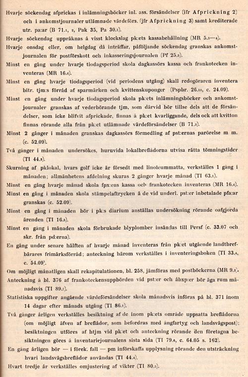 pfh-056-minnesregler