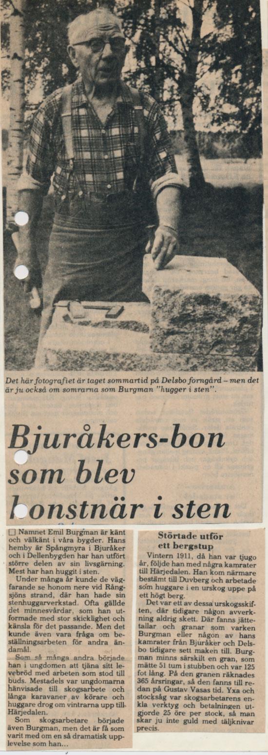 Laila Birgitta Johansson, 66 r i Bjurker p - Mrkoll