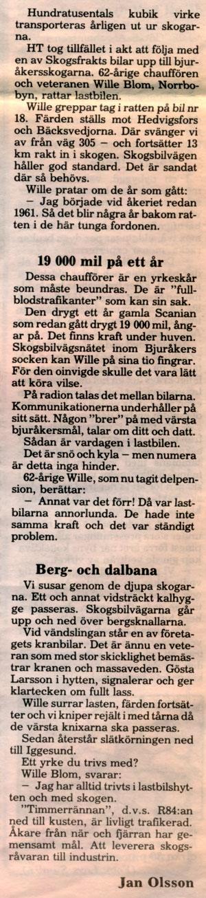Per Horneij, Norrbobyn 52, Bjurker   unam.net
