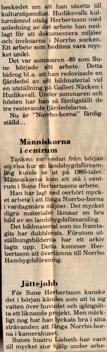 Lars Olov Jonsson, Norrbobyn 74, Bjurker   unam.net